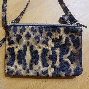 Leopard Crossbody Bag